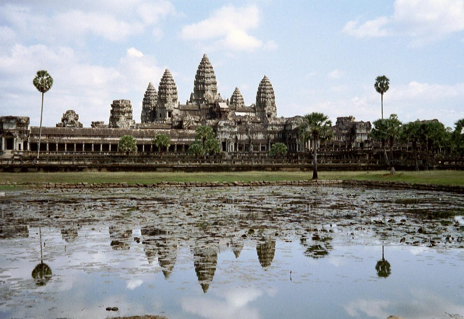 Angkor Vat – Built for eternity