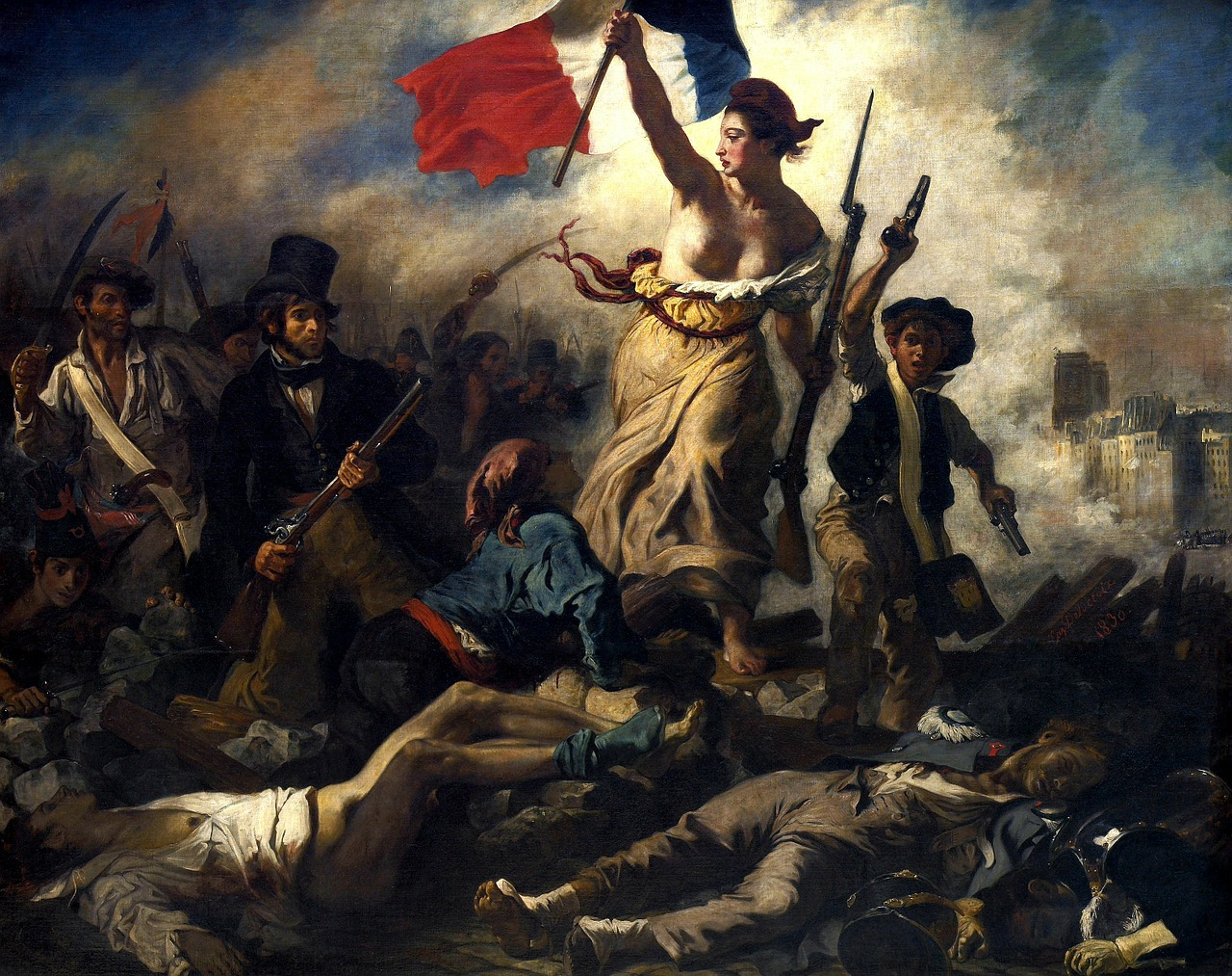 The Vendée – struck down with the saber of freedom