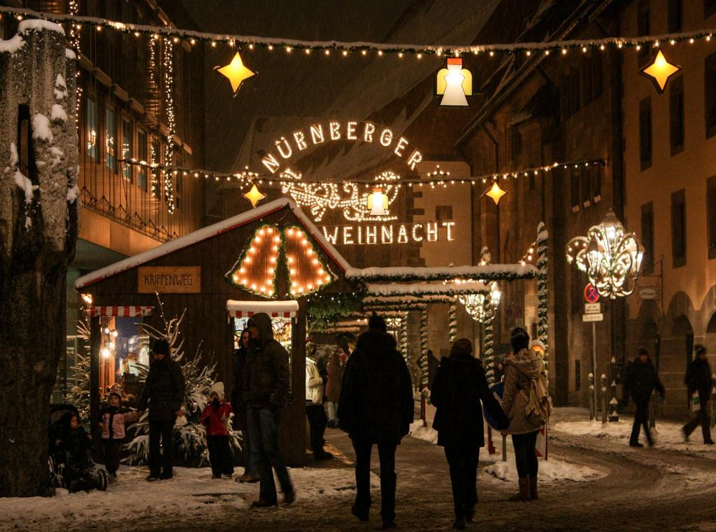 Christmas markets – 600 years old, but more popular than ever before