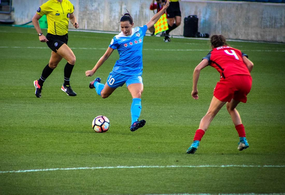 The future of soccer is female