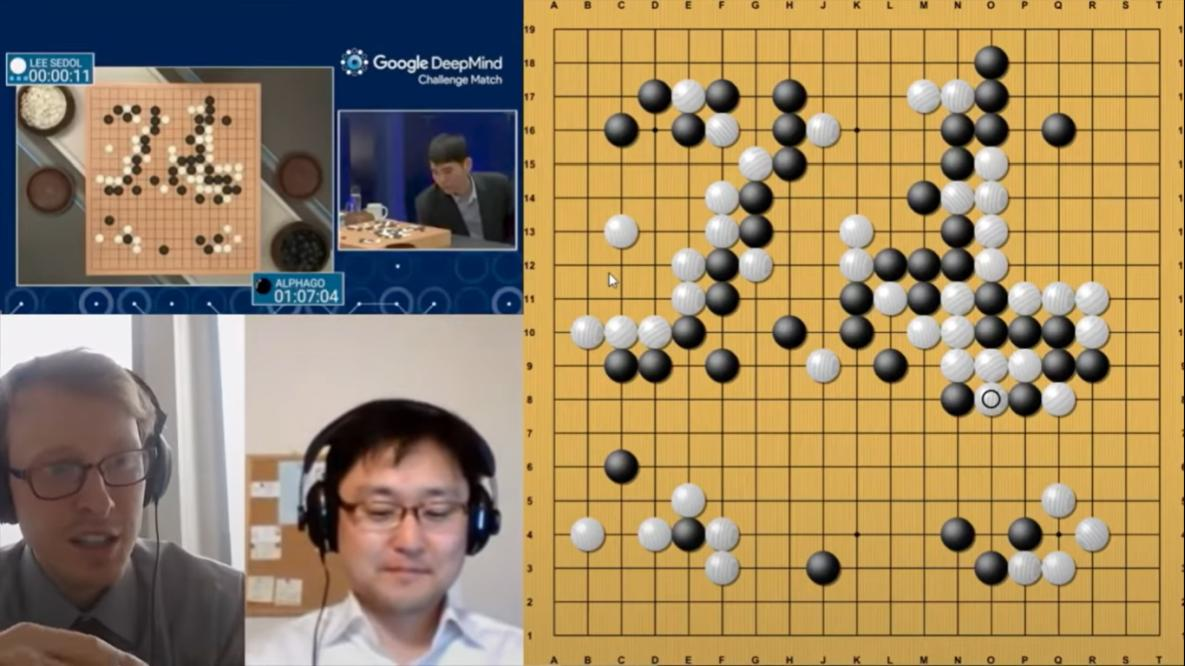 Alpha Go – The turning point in artificial intelligence
